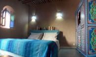 Chambres du Riad Dar Dzahra de Taroudant