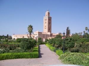 Koutoubia de marakech proche du riad de dar dzahra à Taroudant
