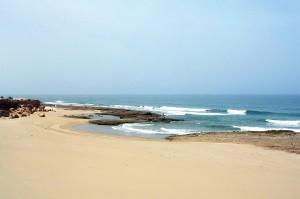 Riad Dar Dzahra plage de Tifnit