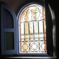 Détail1 Chambre du Pacha à Dar Dzahra Taroudant