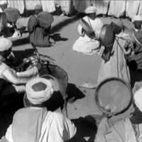 Groupe folklorique marocain