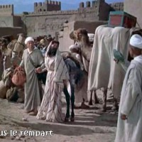 AliBaba Fernandel Entrée au souk